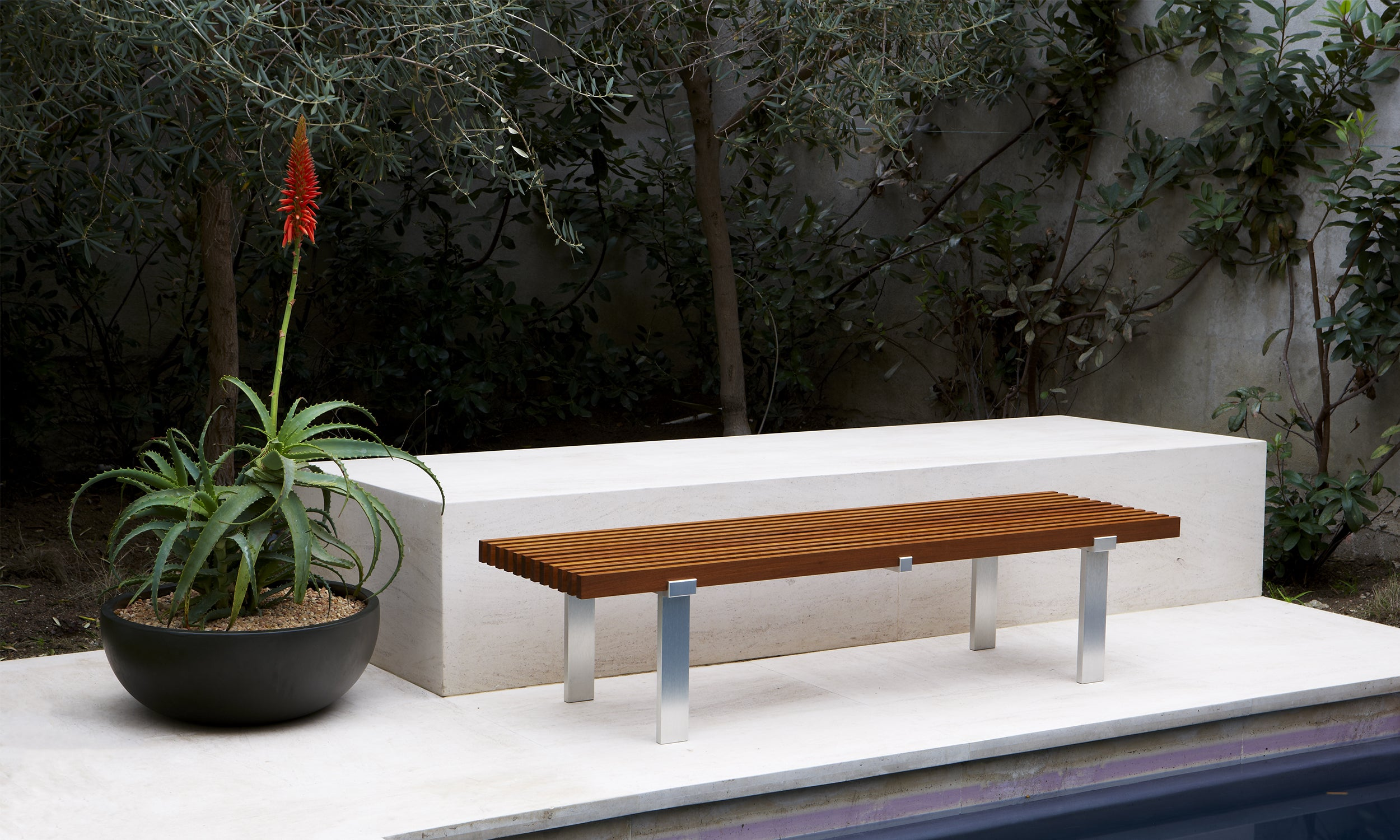 modernica wood case study museum bench