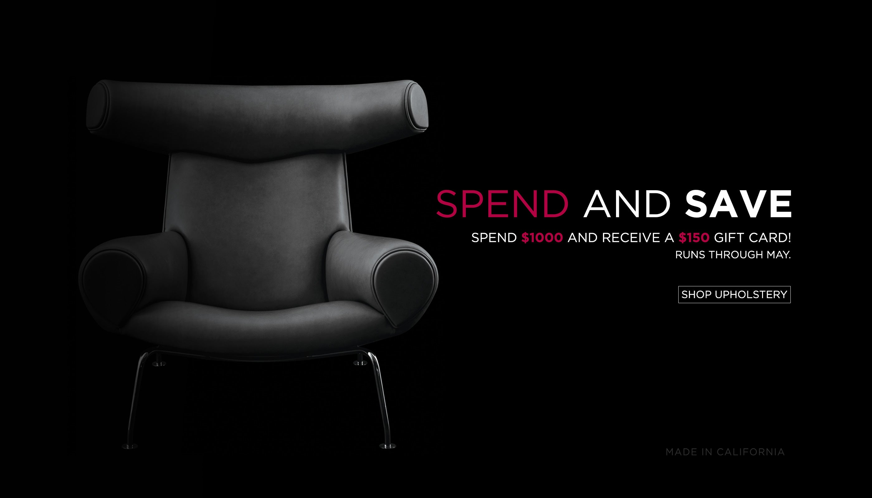 Spend & Save Modernica Promotion