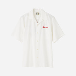 Modernica Members Only Embroidered Bowling Shirt