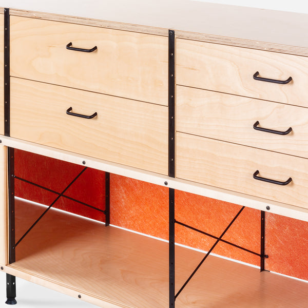 Case Study® Furniture Custom Storage Unit - 240