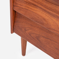 Case Study® Furniture Solid Wood 3 Drawer Bedside/Dresser