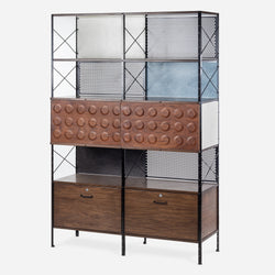 Case Study® Furniture Custom Storage Unit - 520