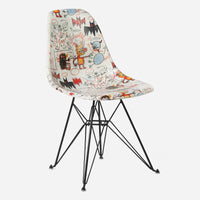jean-michel-basquiat-case-study-furniture®-side-shell-eiffel-chair-bats