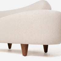 Fedora White Cloud Couch Medium