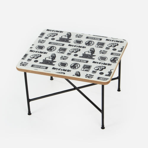 Hysteric Glamour x Modernica Case Study Furniture® Aiko X Base Table