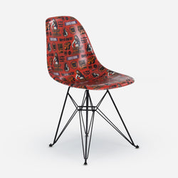 Hysteric Glamour x Modernica Case Study Furniture® Side Shell Eiffel - Orange