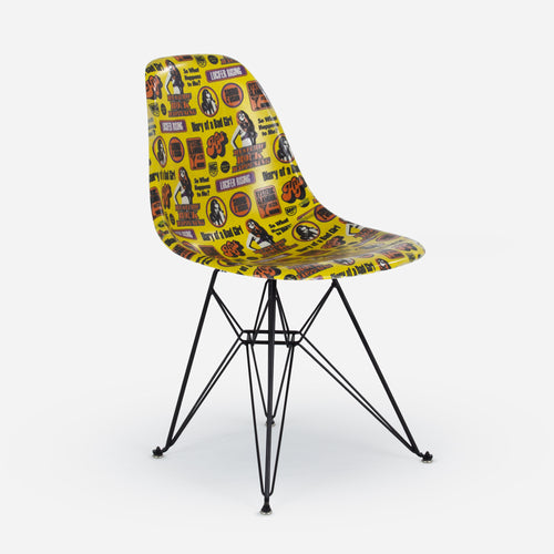 Hysteric Glamour x Modernica Case Study Furniture® Side Shell Eiffel - Yellow