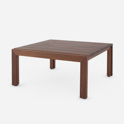 Case Study® Solid Wood Coffee Table Square