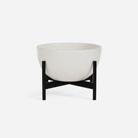 Case Study® Ceramics Table Top Bowl with Stand