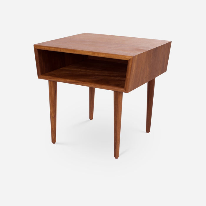 Case Study Furniture® Solid Wood Bedside Table - Sample