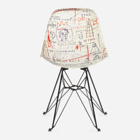 Jean-Michel Basquiat Case Study® Furniture Side Shell Eiffel Chair - Jackson