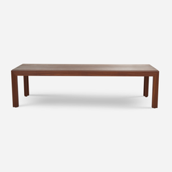 Case Study® Furniture Solid Wood Bench