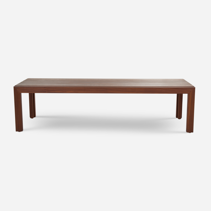 Case Study Furniture® Teak Bench