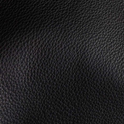 Leather Black Swatch
