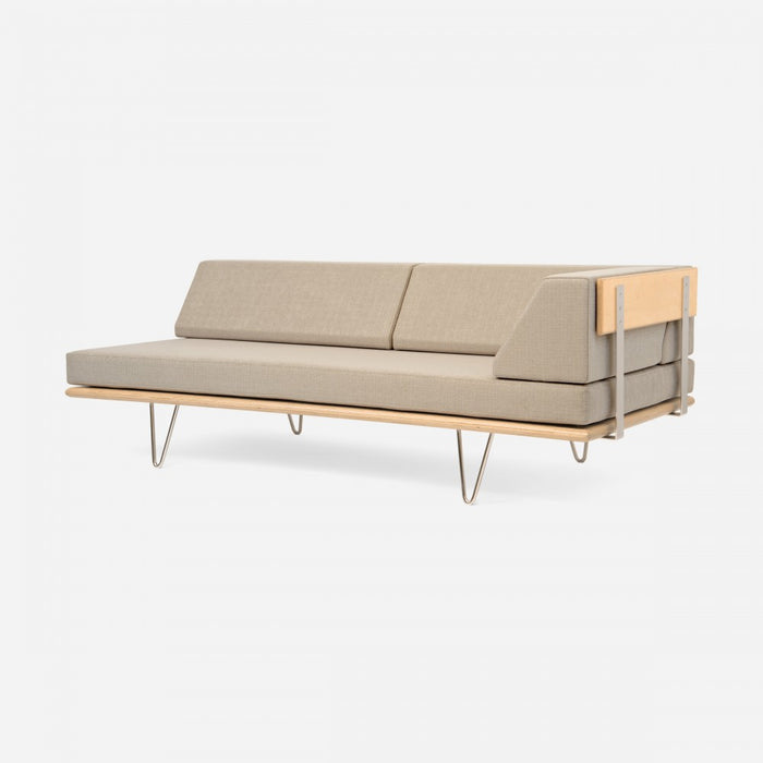 Case Study Furniture® V-Leg Daybed w/Arm