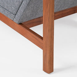 Split Rail Chair w/Arms