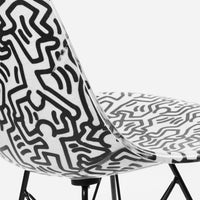 keith-haring-case-study-furniture®-side-shell-eiffel-chair-figures