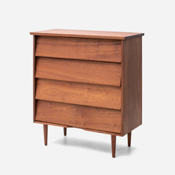 Case Study Furniture® Solid Wood Kyoto 4 Drawer Dresser