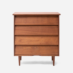 Case Study® Furniture Solid Wood Kyoto 4 Drawer Dresser