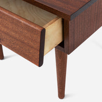 Case Study® Furniture Solid Wood Kyoto Bedside Table