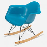 Maple Rocker - Black Wire Ocean