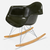 Maple Rocker - Zinc Wire Army Green