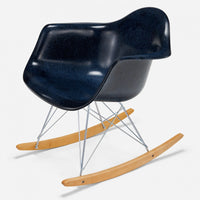 Maple Rocker - Zinc Wire Indigo