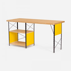 Case Study® Furniture Desk with Fiberglass Panels