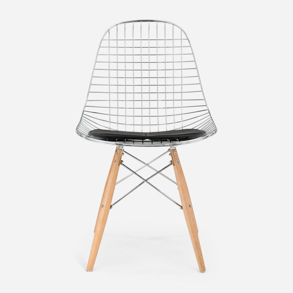 Case study furniture wire chair dowel modernica inc