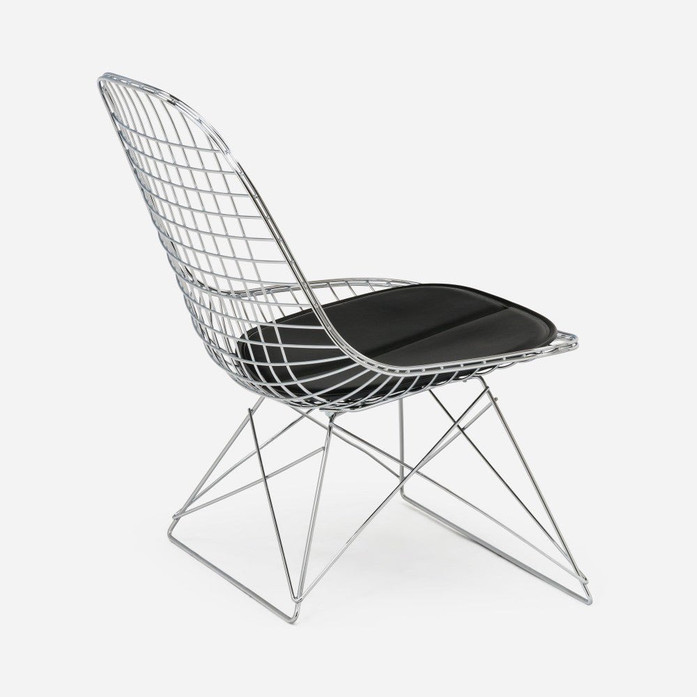 Fabulous Case Study® Wire Chair Low Rod – Modernica Inc PZ25