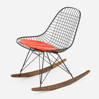mandarin-orange-walnut-rocker-black-wire