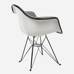 Case Study® Upholstered Arm Shell Eiffel