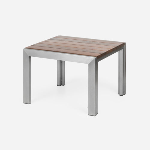 Case Study Furniture® Stainless End Bench Sample