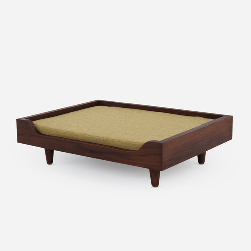 Case Study® Solid Wood Pet Daybed - Small Blend Honey