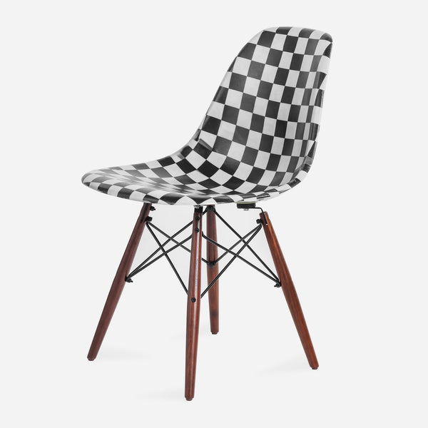 Modernica X Vault By Vans Side Shell Dowel Checkerboard