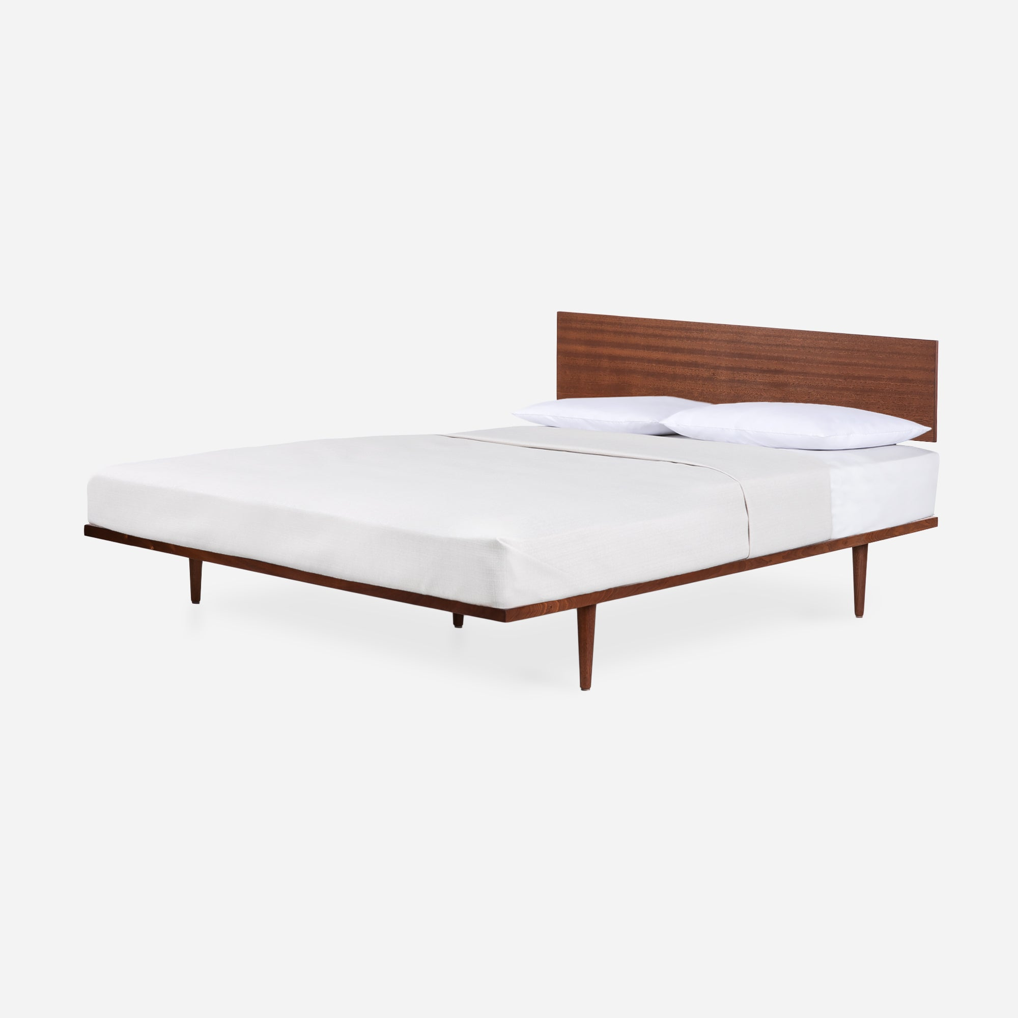 Fonkelnieuw Case Study Furniture® Solid Wood Bed & Lief Mattress Set KJ-35