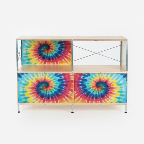 PRIDE Case Study Furniture® 220 Storage Unit - Tie-Dye