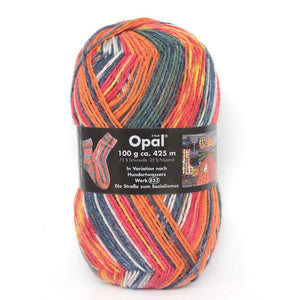 Opal Sock Yarn 4 ply 100g 2100