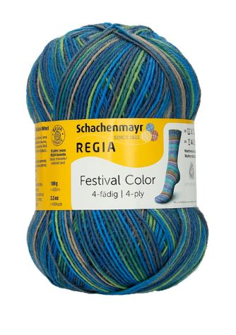 REGIA Festival Color 4ply 02883