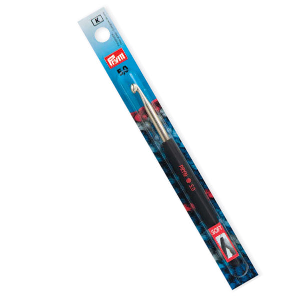 Prym Crochet Hook for differnet types of yarn Size 4