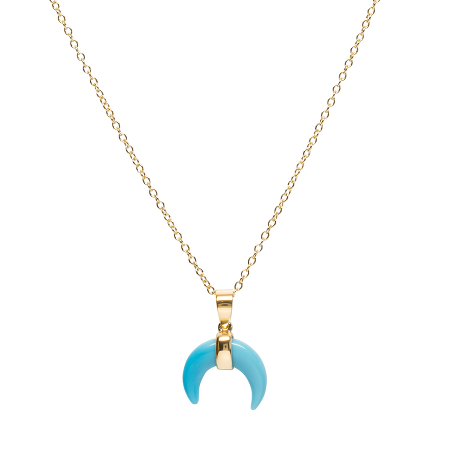 Turquoise Goddess Necklace