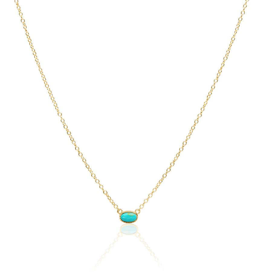 Turquoise Skies Necklace