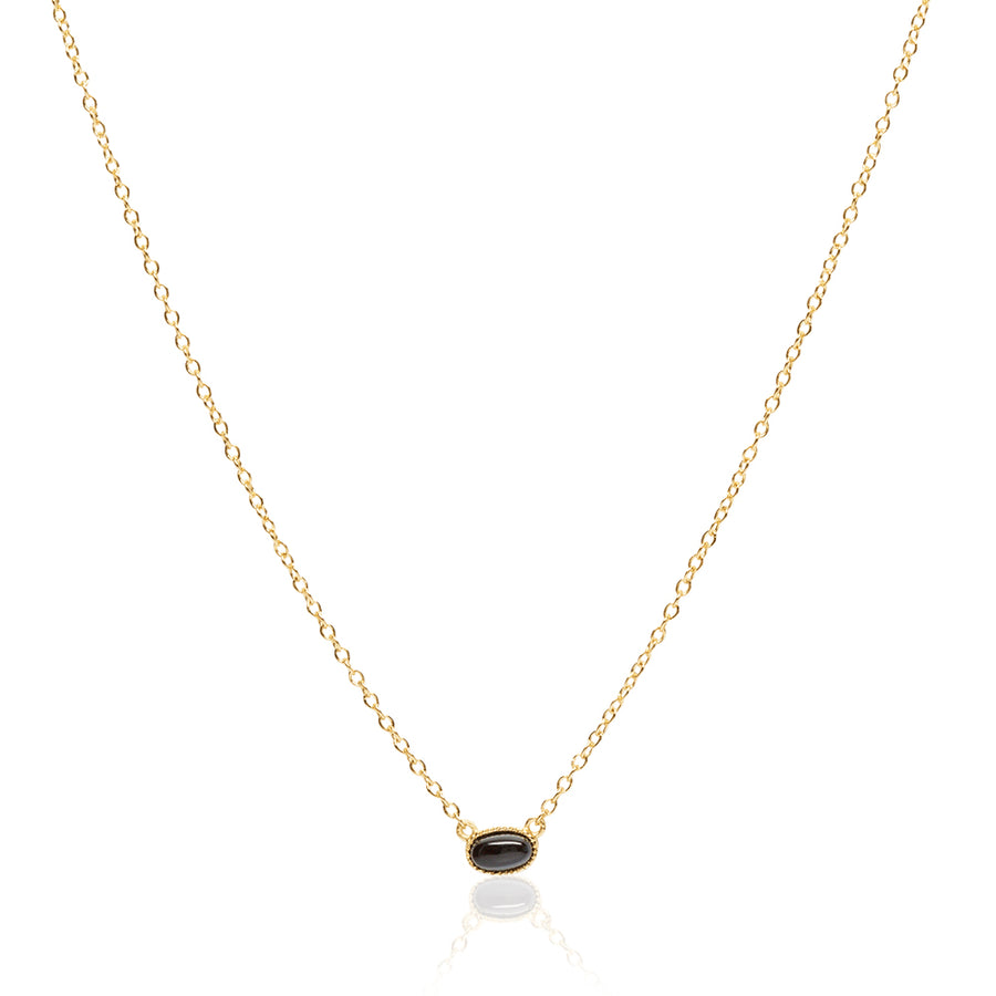 Black Onyx Adventure Necklace