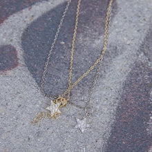 Twinkle Star 18K Gold Vermeil Necklace