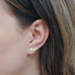 Stars Constellation Earrings