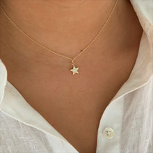 Twinkle Star Necklace