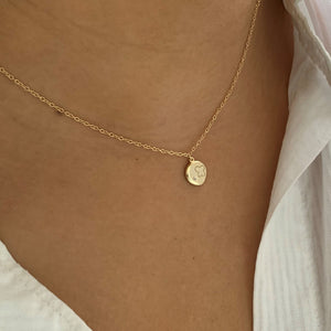 Minimalist Amulet Necklace