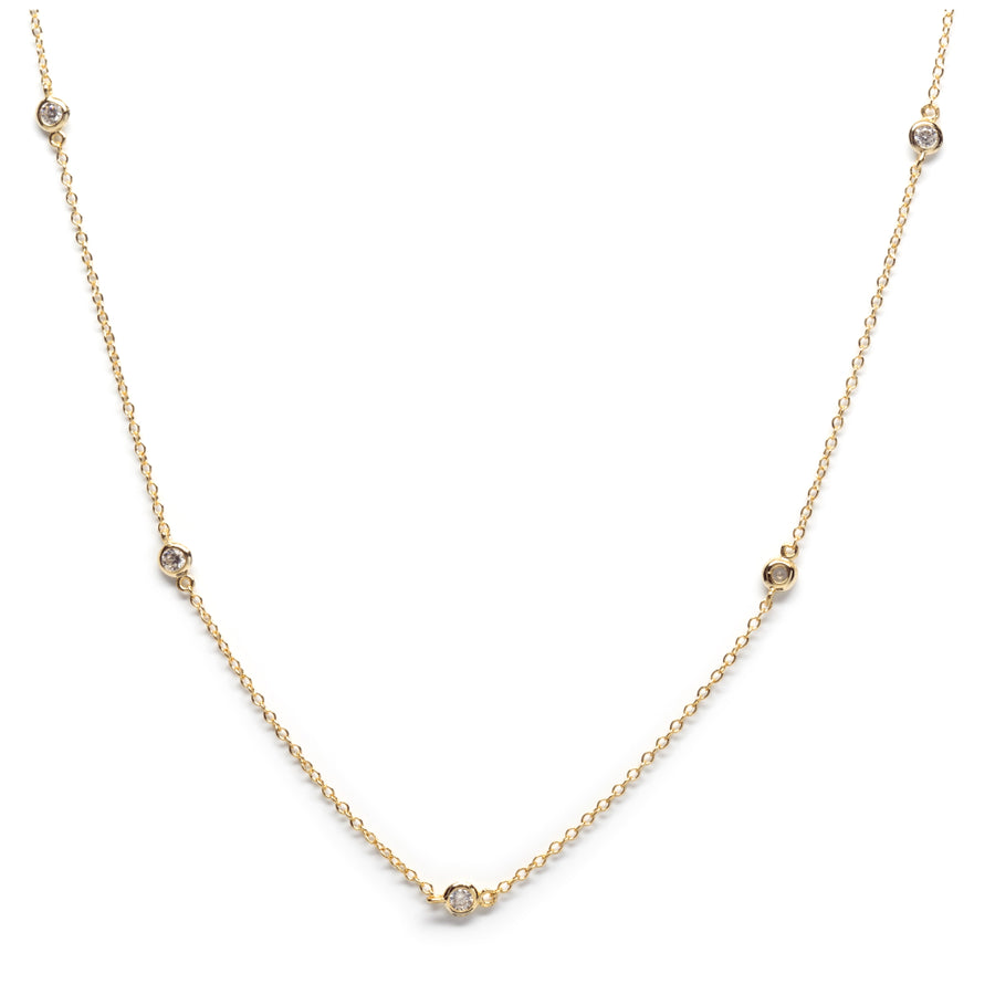 New York Minute Long Necklace