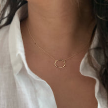 Eternal Karma 18K Gold Vermeil Necklace
