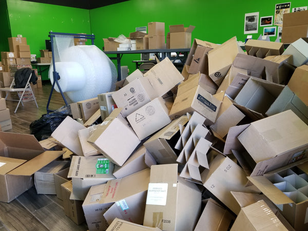 Used Boxes